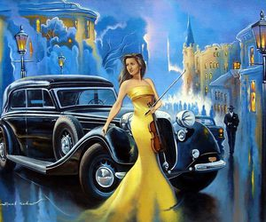 artistic, automobile, and beautiful image