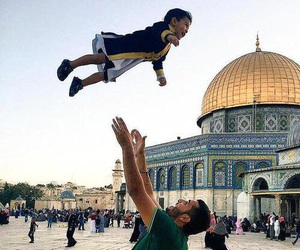 palestine and muslim image