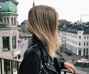 blonde, hair, and travel image