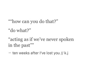 quote, poem, and sad quotes image