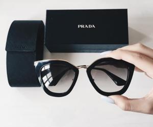 black and Prada image