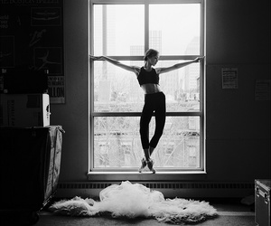 art, indie, and ballerina image