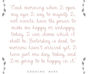 happy, today, and quote image