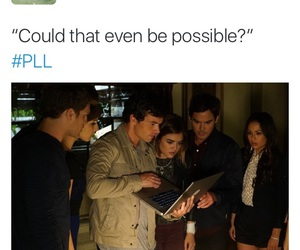 freeform, ppl, and pretty little liars image