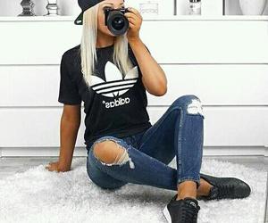 adidas and moda image