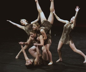 competition, dance competition, and contemporary image