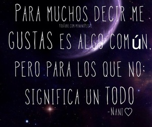 frase, beautiful quotes, and frases de amor image