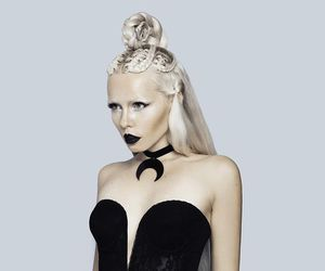 witch, goth, and kerli image