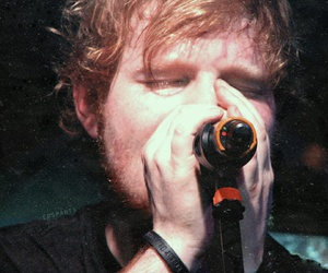 ed sheeran, ❤, and 😍 image