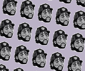 background, dope, and ice cube image