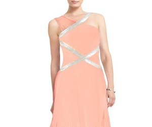 bcbg evening dress, 2016 bcbg dress, and bcbg red carpet dress image