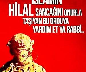 army, islam, and turkey image