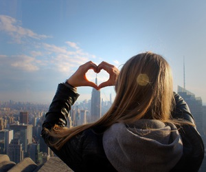 empire state building, fashion, and girl image
