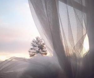 light, snow, and sun image