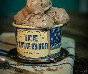 ice cream and chocolate image