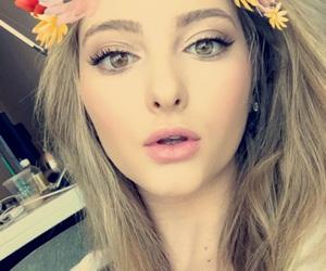 coachella, snapchat, and flowers image