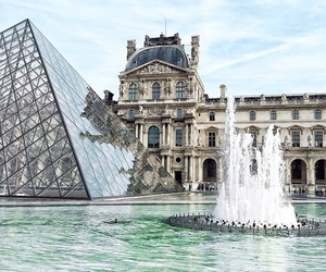 beautiful, inspiring, and le louvre image