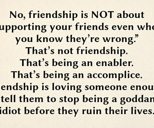 friendship, important, and quotes image