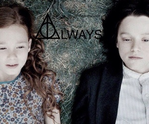 snape and lily evans image
