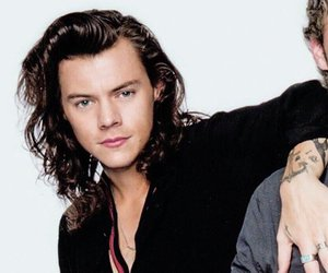 Harry Styles, boy, and 1d image