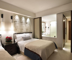 room, luxury, and bedroom image