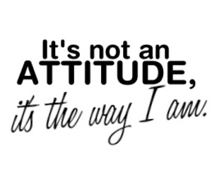 quote, attitude, and life image