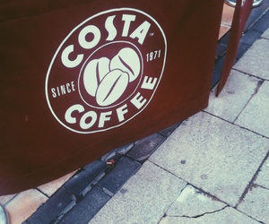 coffee, costacoffee, and 💋 image