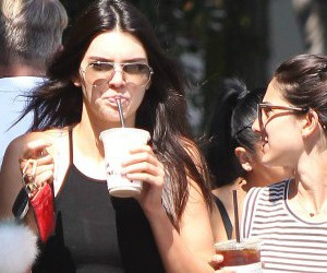 date, kendall jenner, and lauren perez image