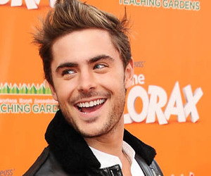 smile and zac efron image