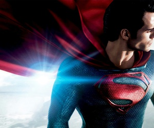 superman and man of steel image