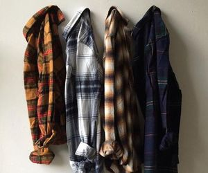 plaid and flannels image