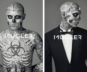 boy, fashion, and mugler image