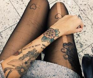 tattoo and grunge image