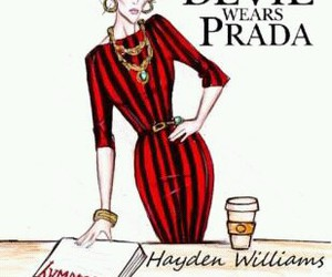 fashion, the devil wears prada, and hayden williams image