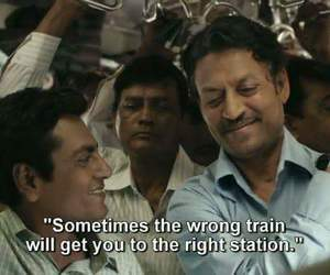 india, movie, and quotes image