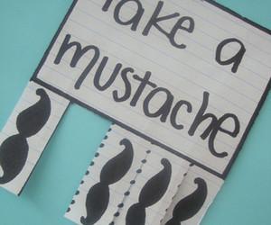 mustache, moustache, and take image