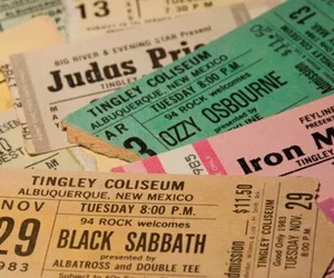 iron maiden, Black Sabbath, and Judas Priest image