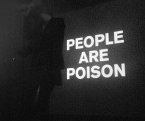 grunge, people, and poison image