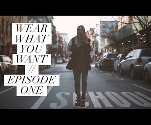 fashion, weheartit, and video image