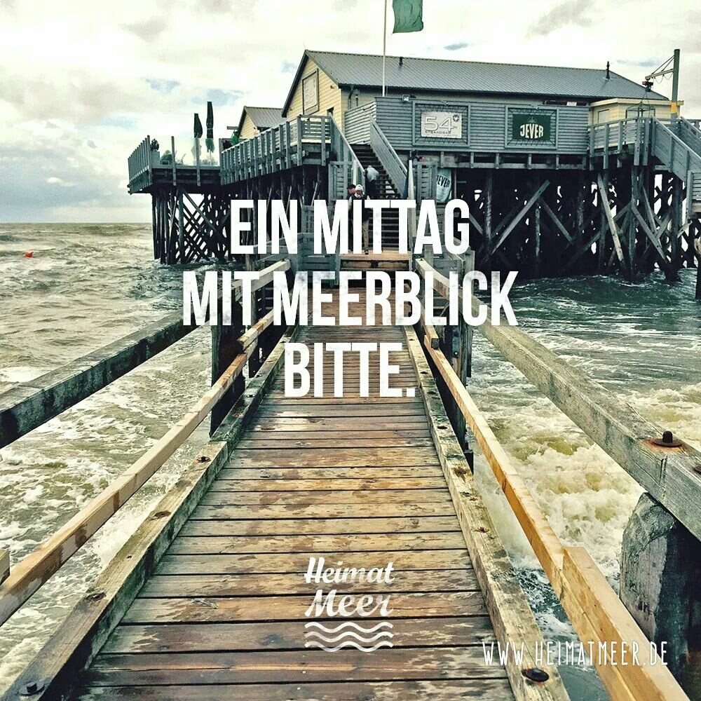 Heimat Meer Shared By Chrssy On We Heart It