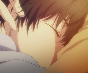 anime, Super Lovers, and yaoi image
