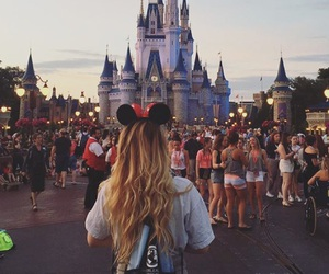 cheer, disney, and girl image