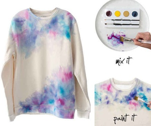 diy, sweater, and cool image