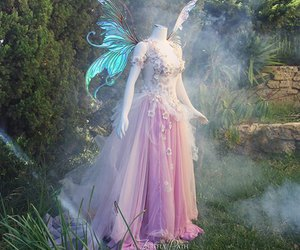 dress and fairy image