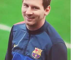 Barca, legend, and smile image