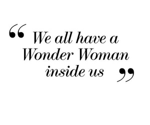 wonder woman, quotes, and woman image