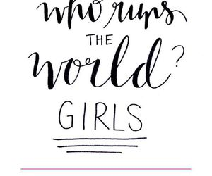 quote, beyoncé, and girls image