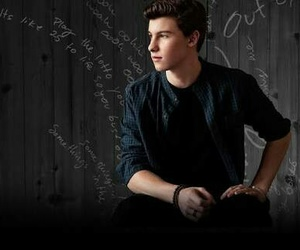 shawn mendes, handwritten, and shawn image
