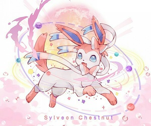 pokemon, sylveon, and cute image