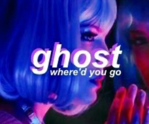 ghost, halsey, and ashley frangipane image